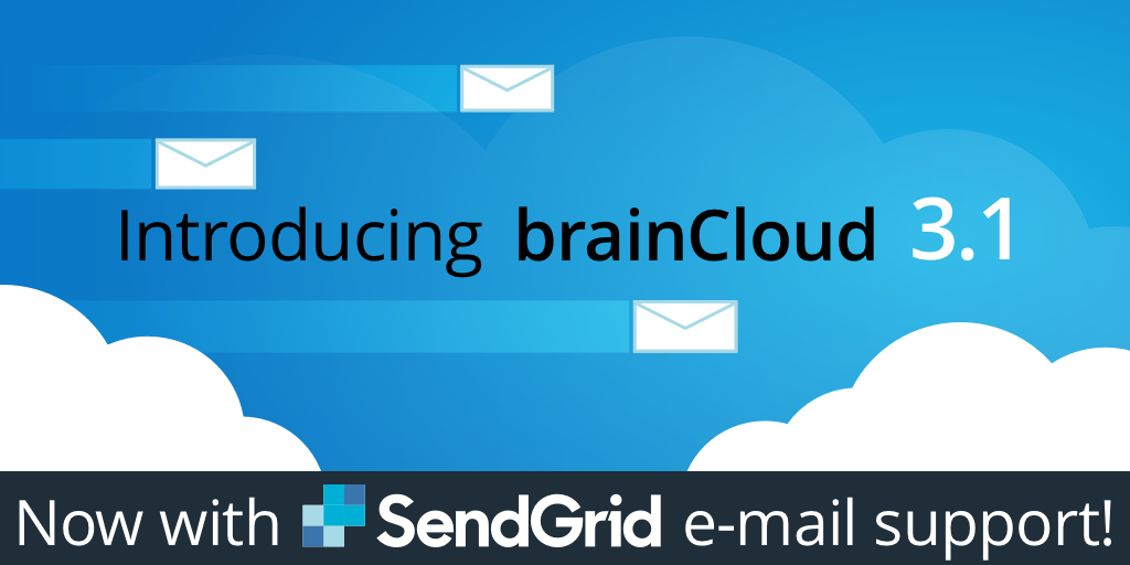 New Sendgrid integration